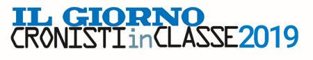 LOGO GIORNO CRONISTI IN CLASSE